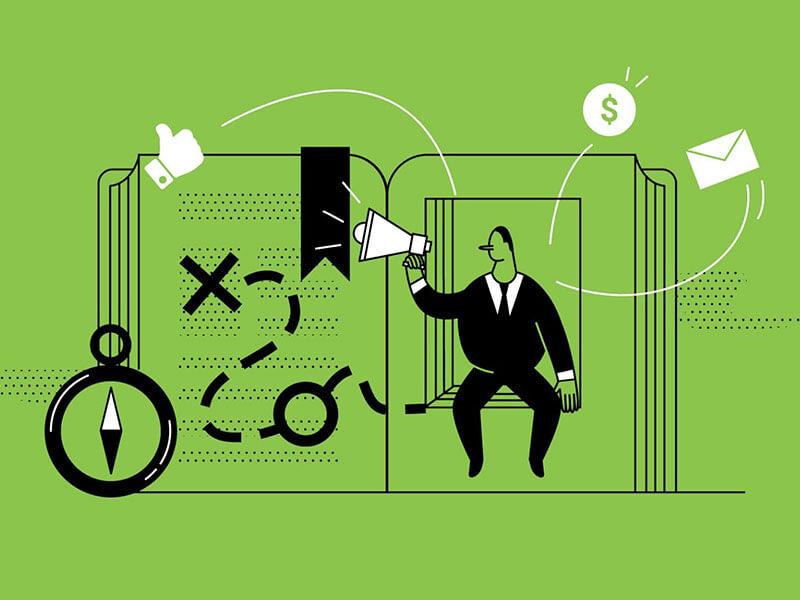 سه مرحله اساسی بازاریابی محتوا